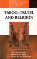 Taboo, Truth and Religion