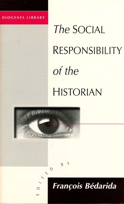 Social Responsibility of the Historian
