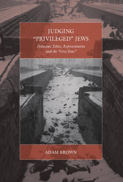 Judging 'Privileged' Jews