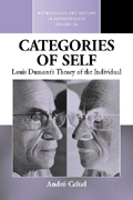 Categories of Self: Louis Dumont's Theory of the Individual
