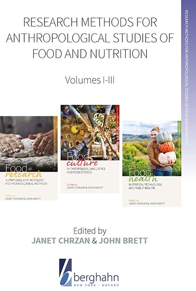 Research Methods for Anthropological Studies of Food and Nutrition: Volumes I-III