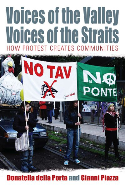 Voices of the Valley, Voices of the Straits: How Protest Creates Communities