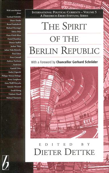 The Spirit of the Berlin Republic