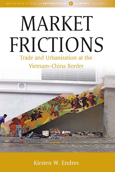 Market Frictions: Trade and Urbanization at the Vietnam-China Border