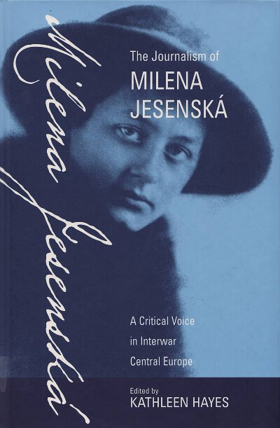 Journalism of Milena Jesenska, The