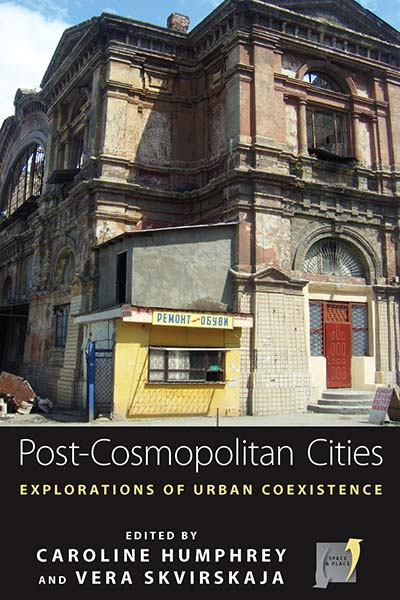 Post-cosmopolitan Cities