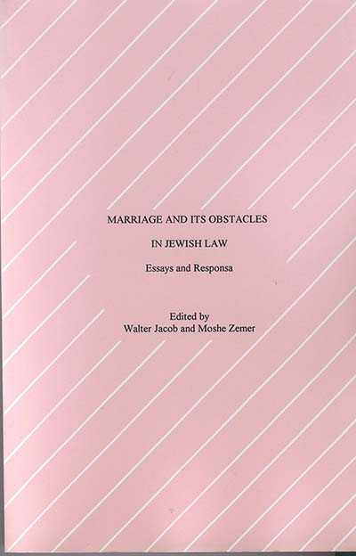 Marriage and Its Obstacles in Jewish Law