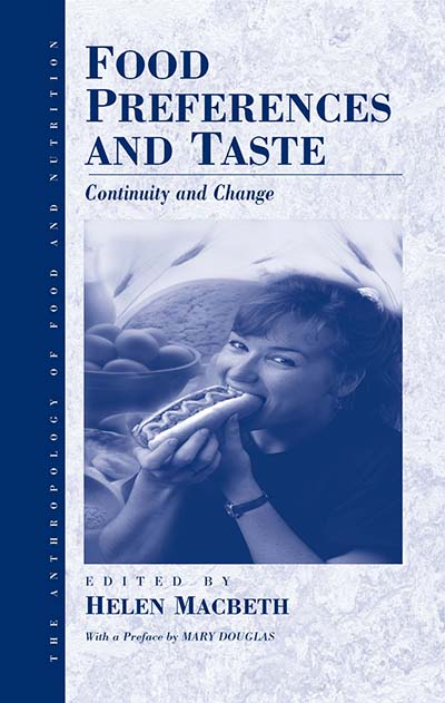 Food Preferences and Taste: Continuity and Change