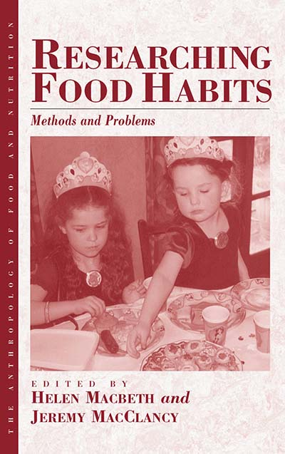 Researching Food Habits: Methods and Problems