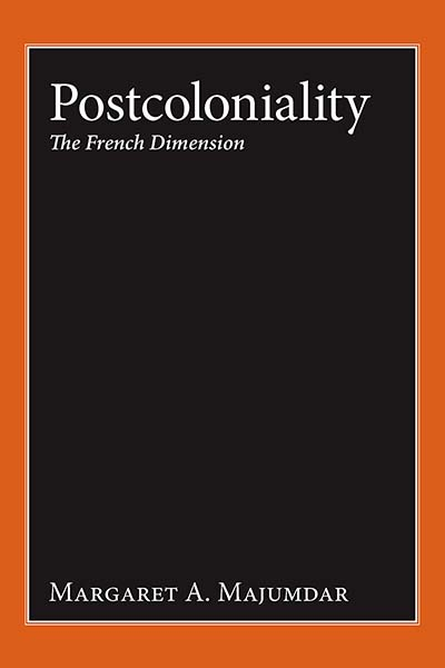 Postcoloniality: The French Dimension