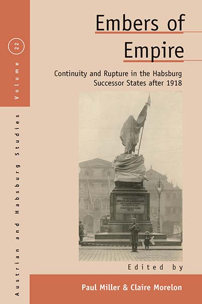 BERGHAHN BOOKS : Embers Of Empire: Continuity And Rupture In