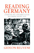 Reading Germany: Literature and Consumer Culture in Germany before 1933