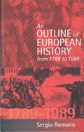Outline of European History from 1789 to 1989, An