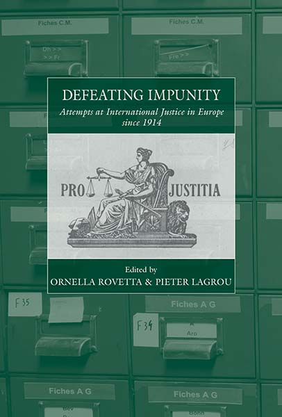 Defeating Impunity