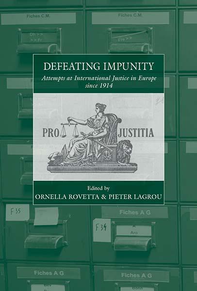 Defeating Impunity