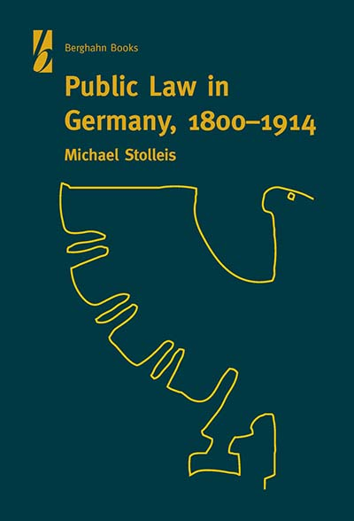 Public Law in Germany, 1800-1914