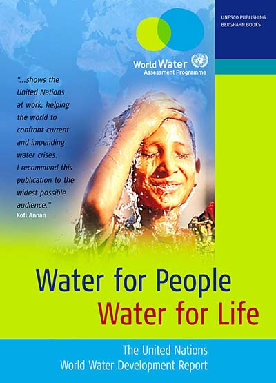 Water for People – Water for Life