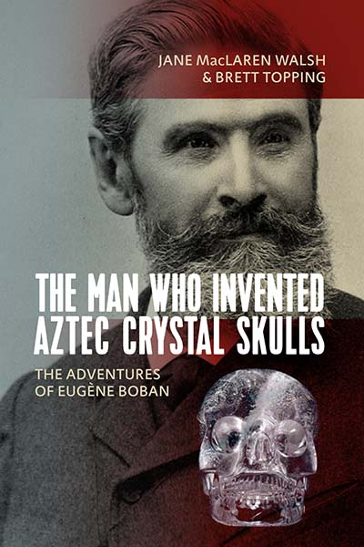 Man Who Invented Aztec Crystal Skulls, The
