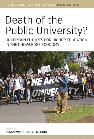 Death of the Public University?