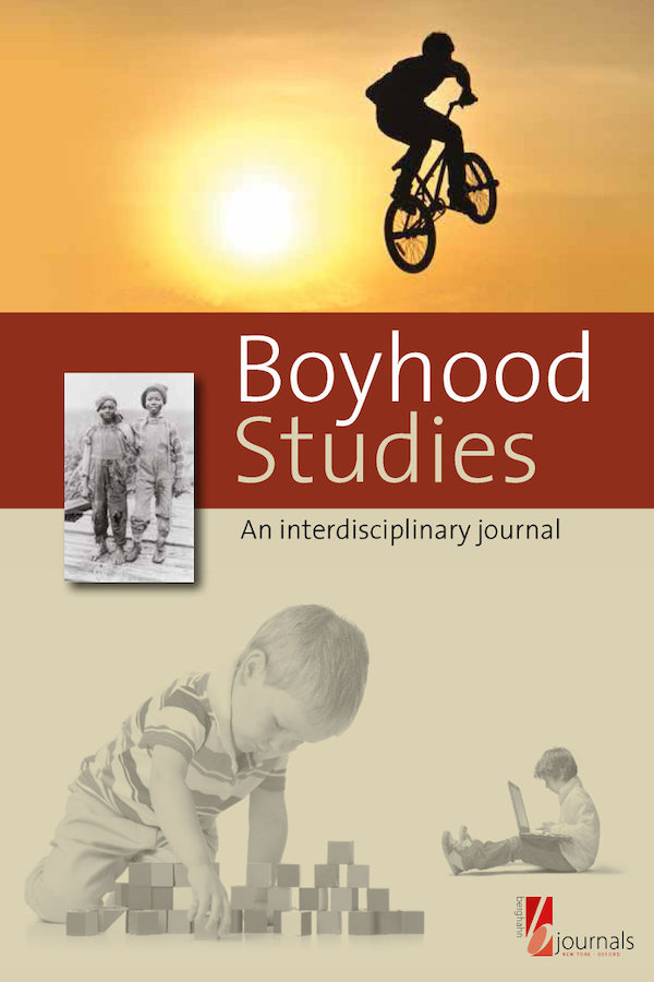 CfP: Boyhood Studies: An Interdisciplinary Journal.