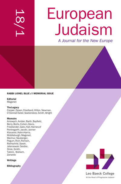 European Judaism