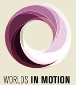 Worlds in Motion Logo